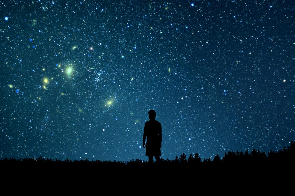 Stargazing.  You will see the most amazing