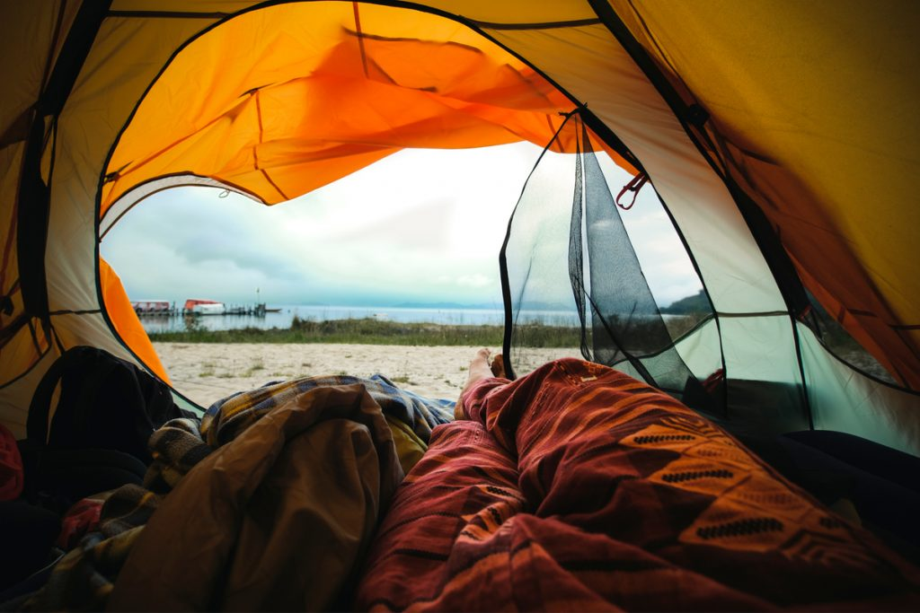 Too many people in a crowded tent. here's hw to Choose a Tent That is Right for Your Family