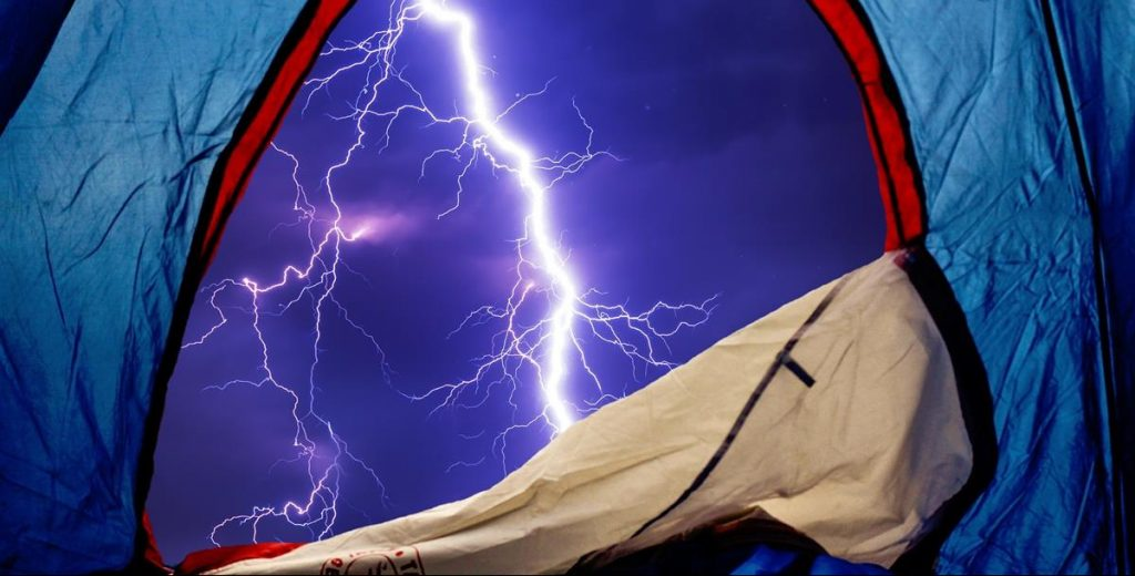 tent door in storm - the time you need to know How to Get the Most from Your Tent in All Conditions