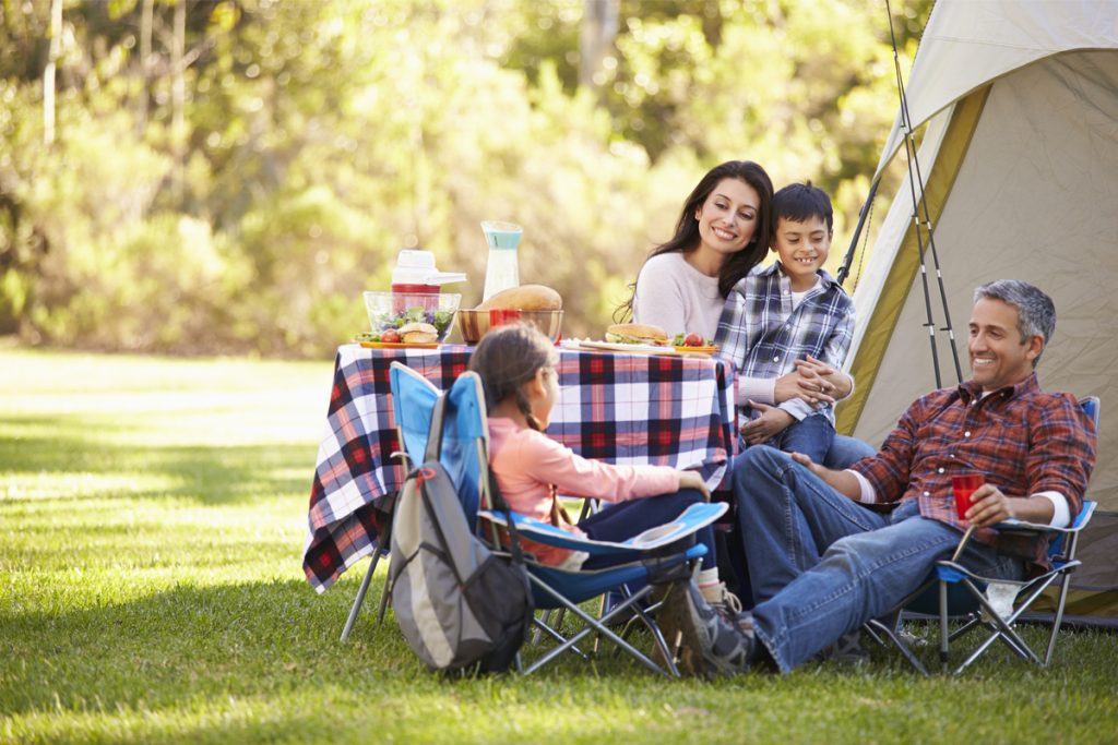 What is Best for Young Children to Sleep on When Family Camping?