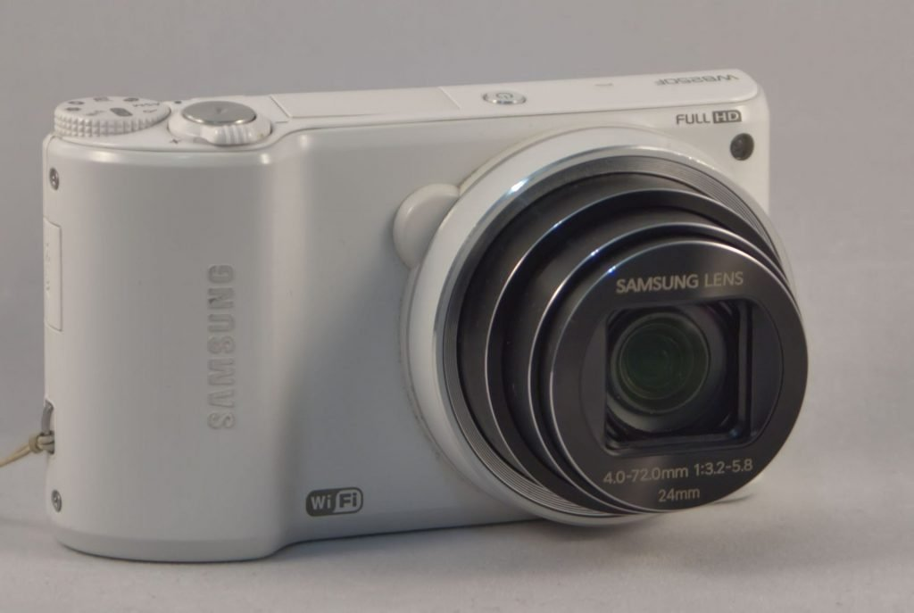 Compact Camera - How to Get Started With Photography When Camping